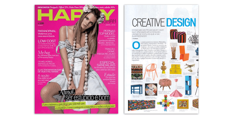 revista happy mercado collection