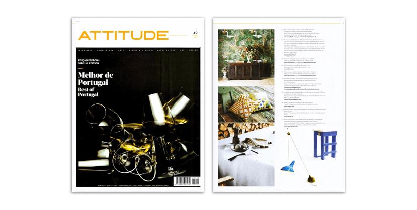 revista attitude varas verdes