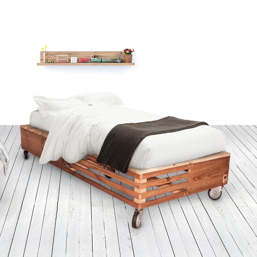 single bed mercado collection