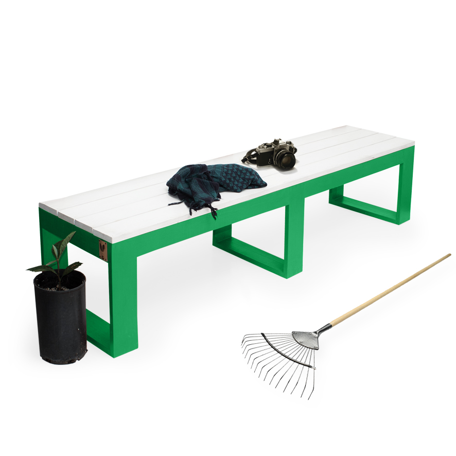 bench mercado collection