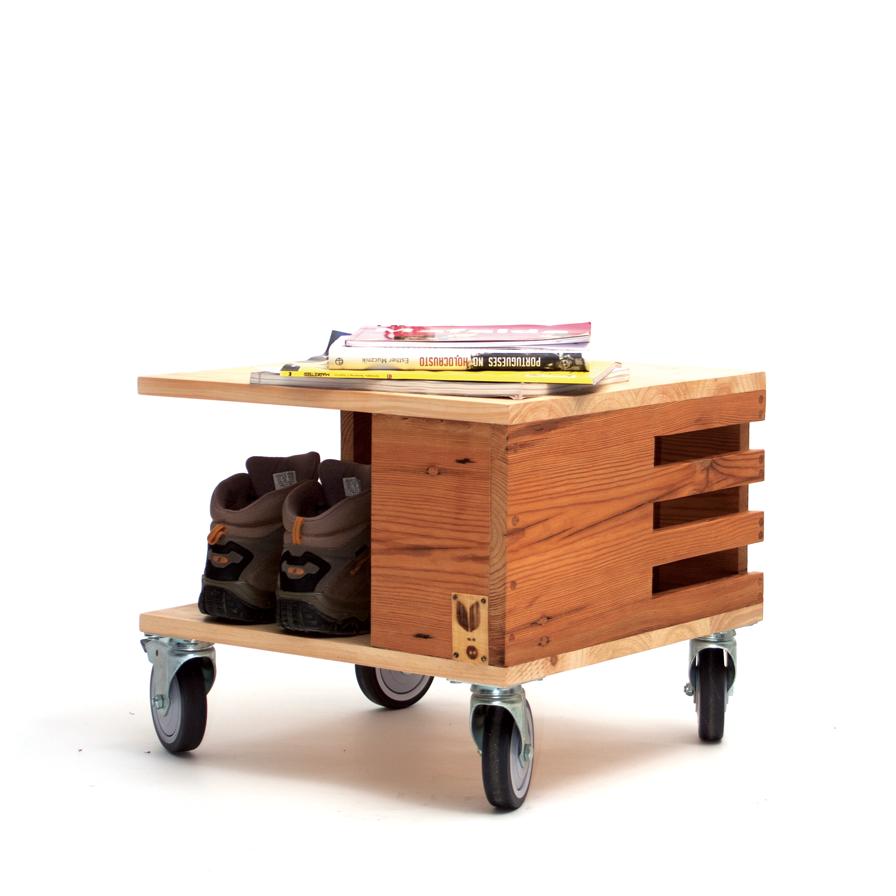 bedside table mercado collection