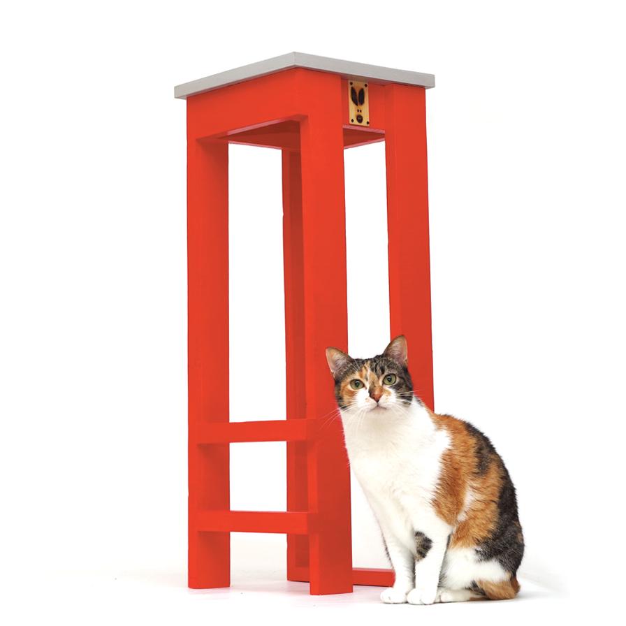 stool XL mercado collection