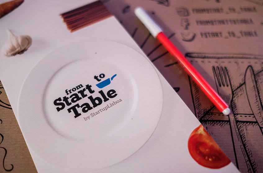 From Start To Table